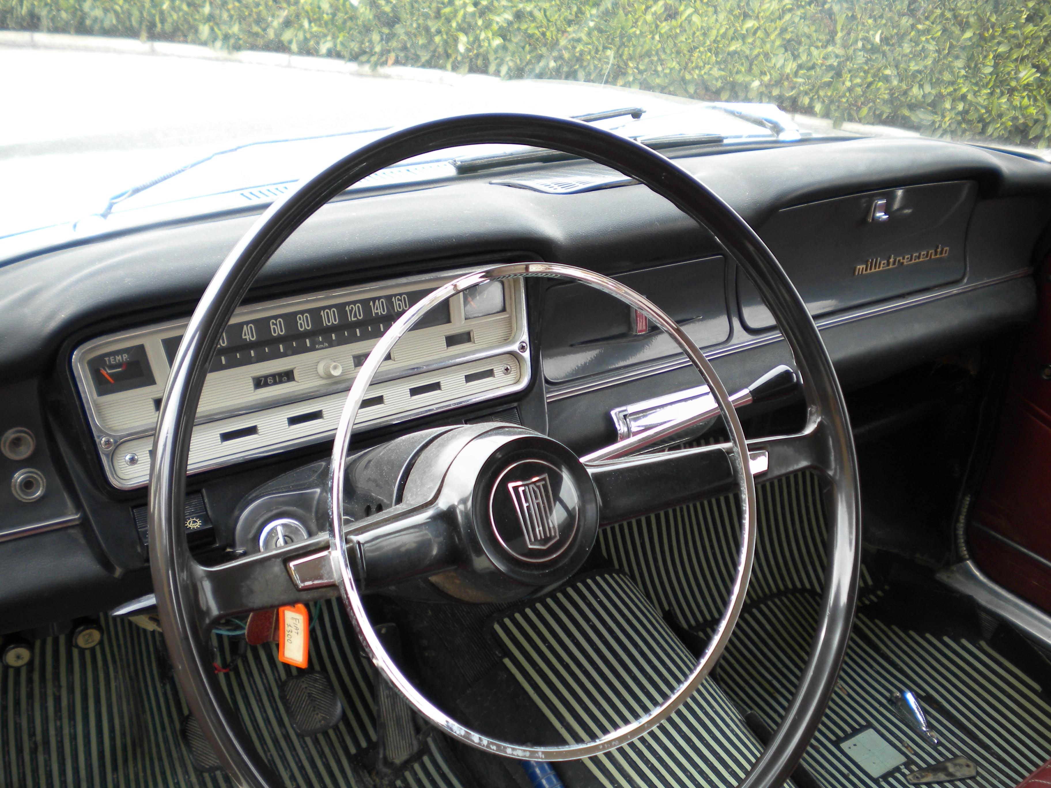 Fiat 1300 (1962) | Autonoleggio Ciullo Fiat Prezzo on